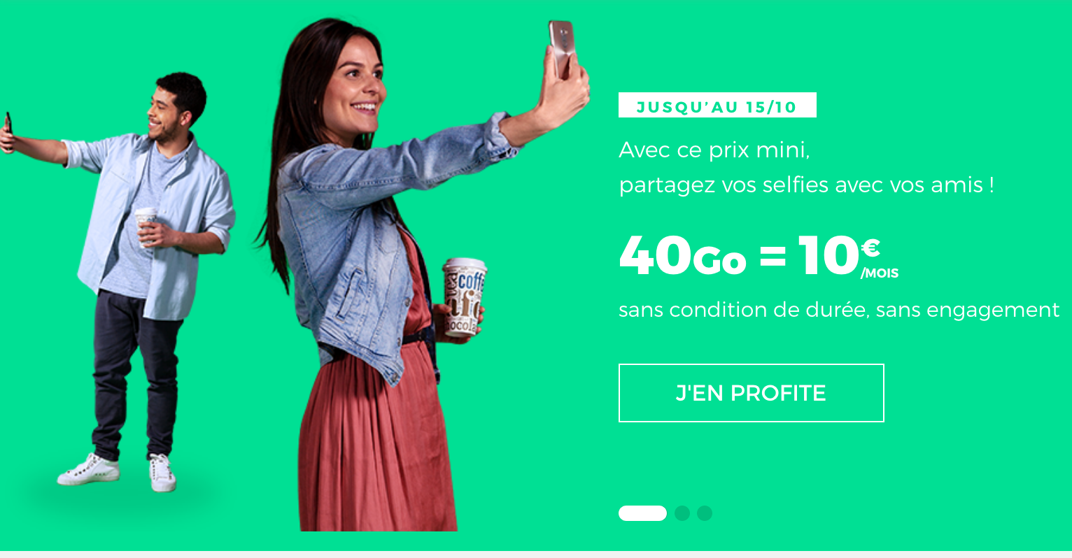 forfait 40go red by sfr