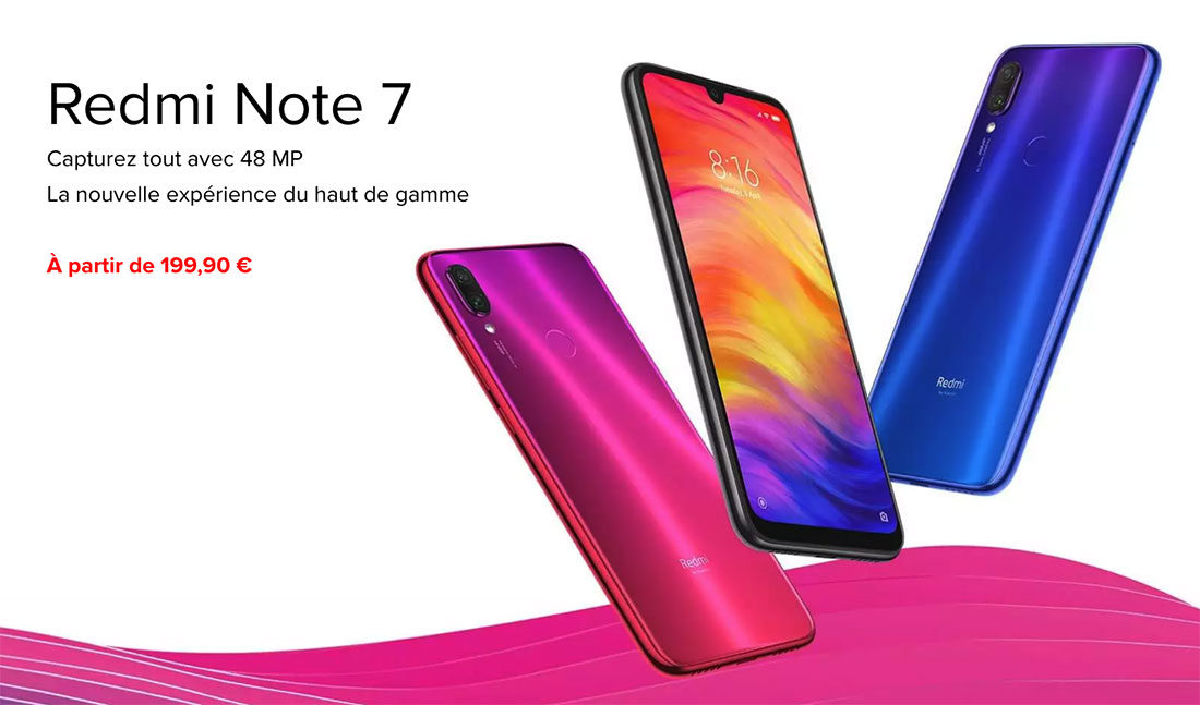redmi note 7 promo
